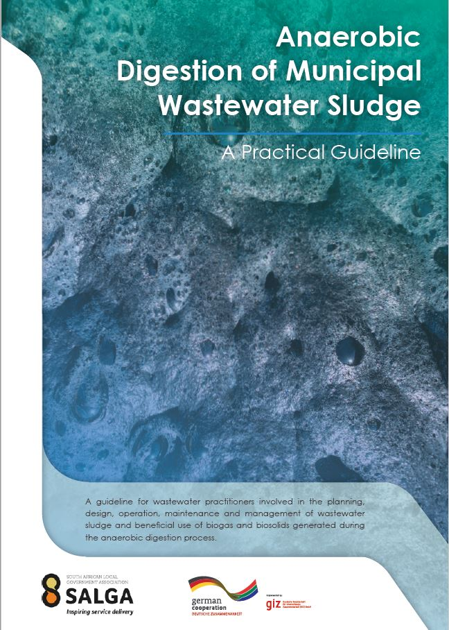 Anaerobic Digestion of Municipal Wastewater Sludge: A Practical Guideline (DOWNLOAD)