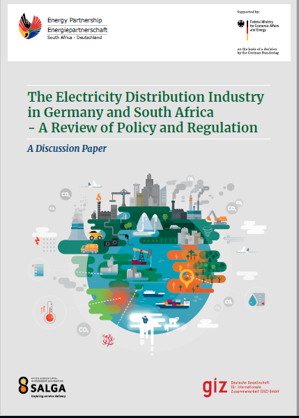 The electricity distribution in Germany and South Africa- A review of policy and regulations