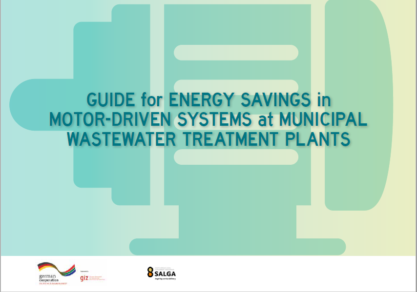 Guide for Energy Savings in Motor-driven Systems at Municipal Waste Water Treatment Plants