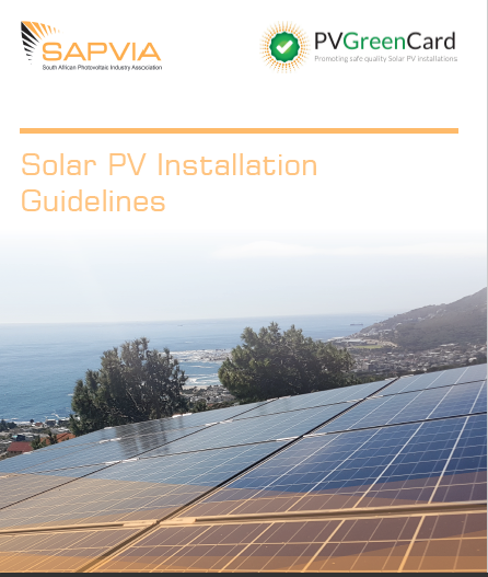 Solar PV Installation Guidelines
