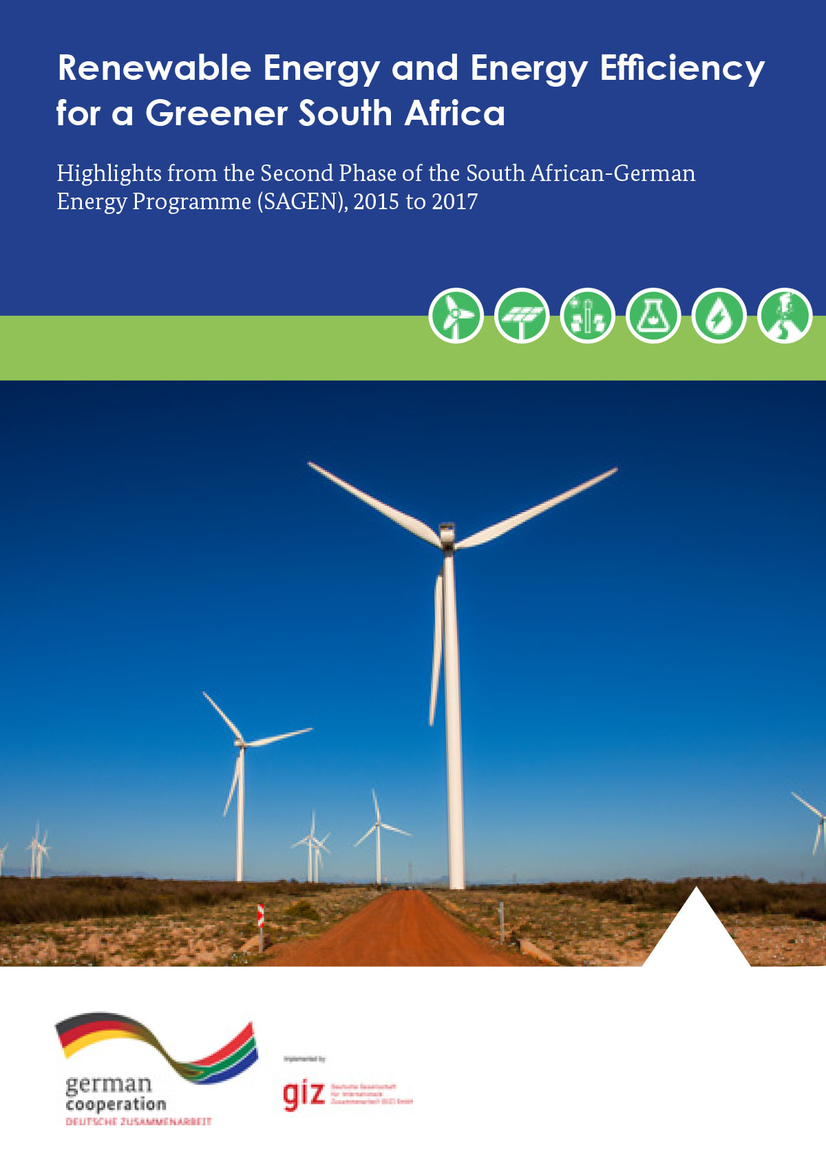 Renewable Energy and Energy Efficiency for a Greener South Africa: Highlights from the 2nd phase of SAGEN