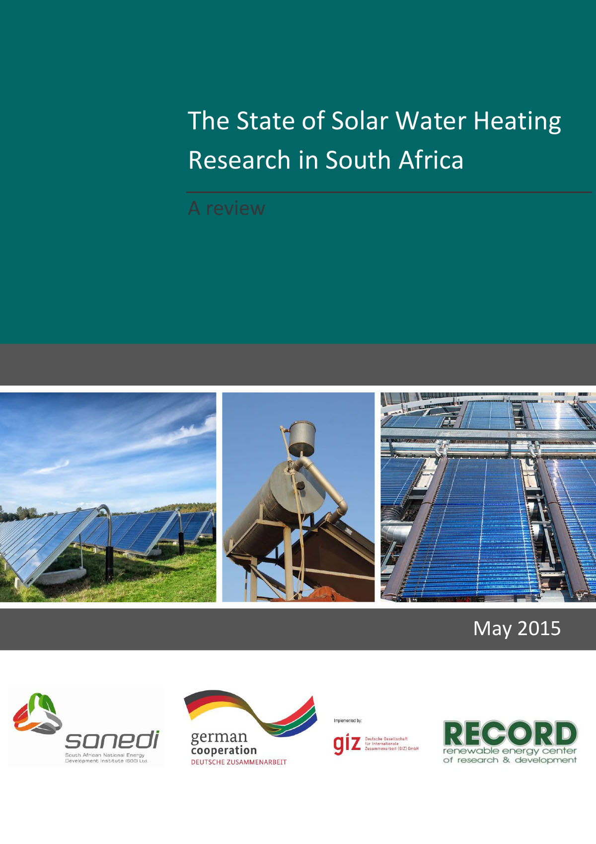 The State of Solar Water Heater Research in RSA: A Review
