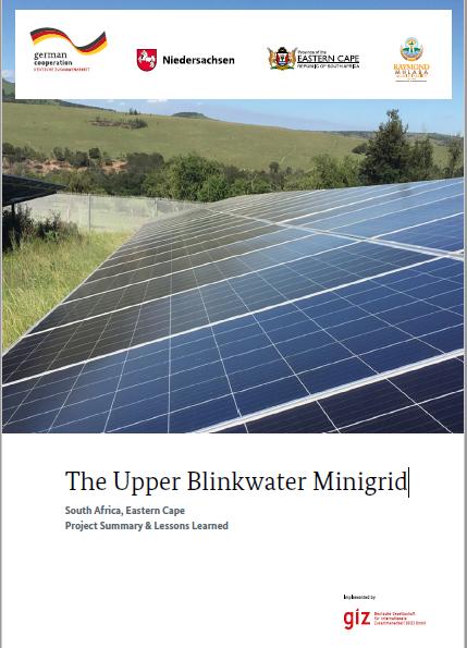 The Upper Blinkwater Minigrid