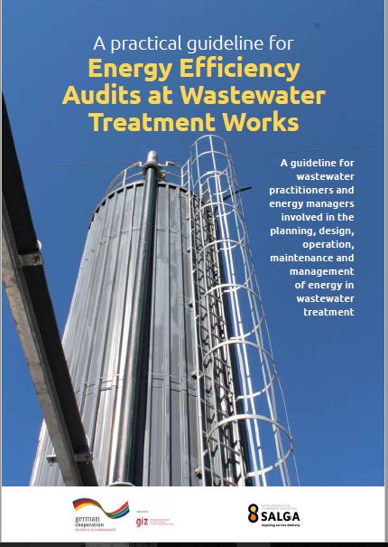 A Practical Guideline for Energy Efficiency Audits at Waste Water Treatment Plants